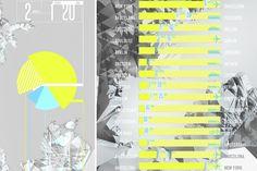 Wild look and feel: neon, patterns, color #kfks #diagram #infographics #kaerfkrahs #map #europe