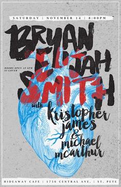 Bryan Elijah Smith, Kristopher James & Michael McArthur