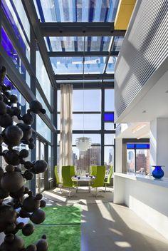 Soho Penthouse Duplex in Jean Nouvel's iconic 40 Mercer Street Building 1
