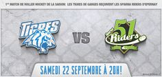 Tigres de garges roller hockey team #facebook #game #publication