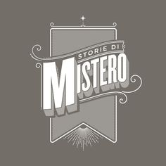 Typographic ID\'s - History Channel on the Behance Network