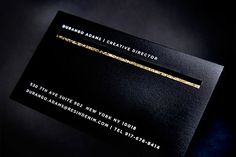RESIN business card at iainclaridge.net #card #business