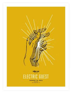Electric Guest by Mark Weaver