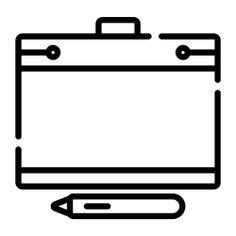 See more icon inspiration related to draw, wacom, tablet, graphic tablet, art and design, ui, edit tools, graphic design, drawing tablet, illustration, electronics, device, digital, interface, pen, drawing and technology on Flaticon.