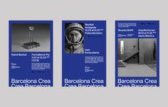 Barcelona Crea, Crea Barcelona on Behance