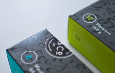 Kitchening & Co. Macaron Packaging — The Dieline #labeling