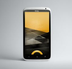 Dribbble - sense4_fractured.png by Jesse Penico #edges #fracture #yellow #black #texture #htc #jagged #tension #wallpaper