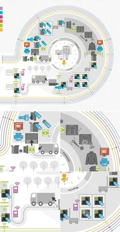Infographic by www.o-zone.it #information #infographics #print #infographic #icons #visualizing #info #illustration #graphics