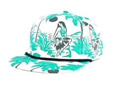 Wall-B World Wild #fashion #hawaii #cap #hat