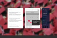 Various content box with calendar and news Free Psd. See more inspiration related to Calendar, Menu, Design, Box, Flat, News, Flat design, Menu design, Simple, Fresh, Content, Boxes, Style, Popup, Horizontal, Quick and Various on Freepik.