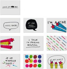 identidad #graphic design #card