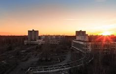 30 Years After the Chernobyl Nuclear Disaster