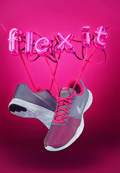 Nike Flex Bijou Social on Behance