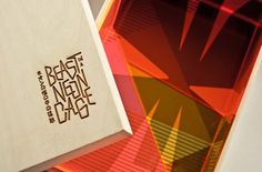 grain edit · Jon Wong #cut #design #wood #illustration #identity #package #typography