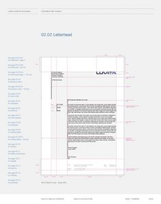 Corporate & Brand Identity - Luvata, Finland on the Behance Network #branding #corporate #guidelines #style #guide
