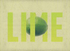 BRAINFISHWARLIMEROSE on the Behance Network #graphic #lime
