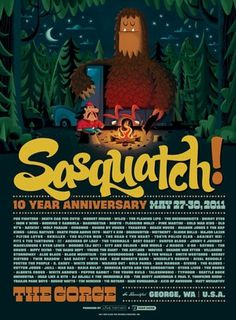 FFFFOUND! | Invisible Creature Speaks #sasquatch