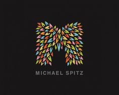 Michael Spitz - Logos - Creattica #type #colors #leaves #logo