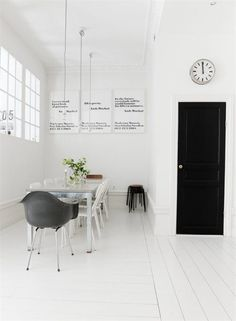 Inviting Scandinavian Apartment // Приветлив скандинавски апартамент | 79 Ideas #interior #architecture #white