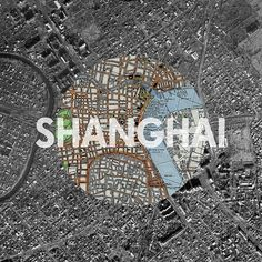 SHANGHAI | Flickr – Condivisione di foto! #cut #lettering #design #graphic #christianconlh #photography #collage #cool