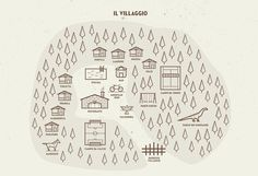 Resport map by Eustachio Palumbo #map #icondesign #infographic