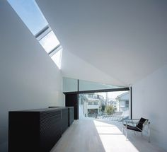 Arrow by Apollo Architects #architecture