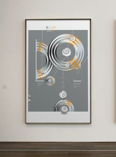 Fundamentals : Still Lives on Behance #abstract #poster
