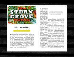 Crafty. Magazine #mag #issue #grids #design #layout #paper #editorial #magazine