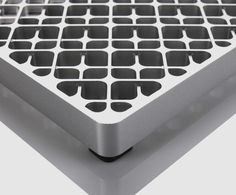 Le Manoosh : Photo #metal #aluminum #pattern #texture