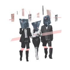 Gender Collage - John Sippel | vltrr vltrr.com