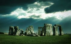 HDR Stonehenge Photograph #inspiration #photography #hdr