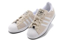 Adidas Originals Adidas Canvas Men Beige