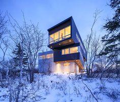 Search Fyren House by Omar Gandhi Architect