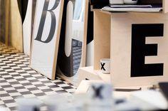 Playtype™ Concept Store hipshops in Copenhagen #store #concept #hipshops #type #typography
