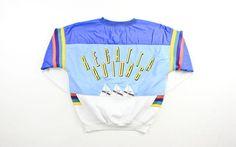 Adidas Regatta Sailing Crewneck Sweatshirt Sz L – Snap Goes My Cap | SGMC Vintage Deadstock Snapback Hats & Clothing #adidas #vintage #cre