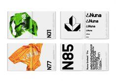 Neubau (Berlin): Nuna — Collate #neubau #branding #nuna