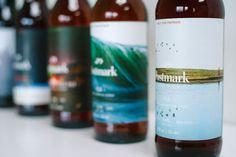 postmark, beer, culture, reflective, bottle