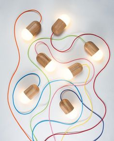 "Katerina Kopytina   |   http://katerinakopytina.com""In LightBeans lamp the globe bulb is not only the source of light but also an inte"