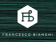 Francesco Bianchi | Personal identity #monogram #logo #brand