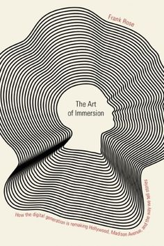 The Art of Immersion #book #book cover #editorial