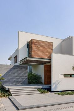 Stunning Cubic House in New Delhi, India