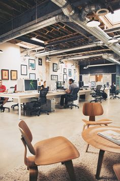 The Workspace of Welikesmall #workspace #office