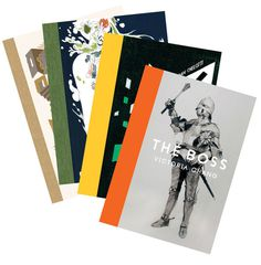 McSweeney's Poetry Series Subscription #subscription #color #book #set #series #layout