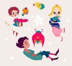 kids #cute #illustration #kids