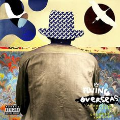 SKETCHES & THINGS by JULES TARDY #album #london #rap #color #cover #illustration #music #collage #theophilus