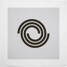 Geometry Daily #print #poster #simple #abstract #geometric #geometry #spiral