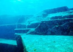 Photo: Japan's Ancient Underwater #ocean #japan #water #ryukyu #jima #yonaguni #pyrimid #lost
