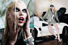Editorial Photography by Christian Anwander #inspiration #photography #editorial