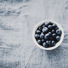 it happens everytime, they all become blueberries | Flickr: Intercambio de fotos #photography #food