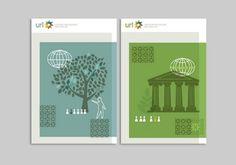 FFFFOUND! | Design Envy · United Religions Initiative: Nicole Flores #illustration